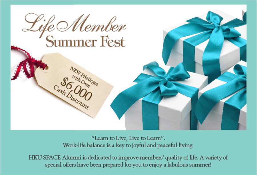 Life Member Summer Fest