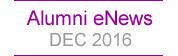 Alumni eNews - Dec 2016