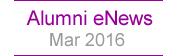 Alumni eNews - Feb 2016