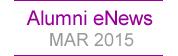 Alumni eNews - Feb 2015