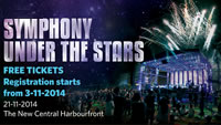 """Symphony Under The Stars"" - Free Ticket"