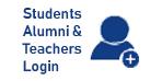 Students, Alumni & Teacher Login