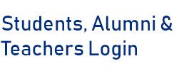 Students, Alumni & Teachers Login